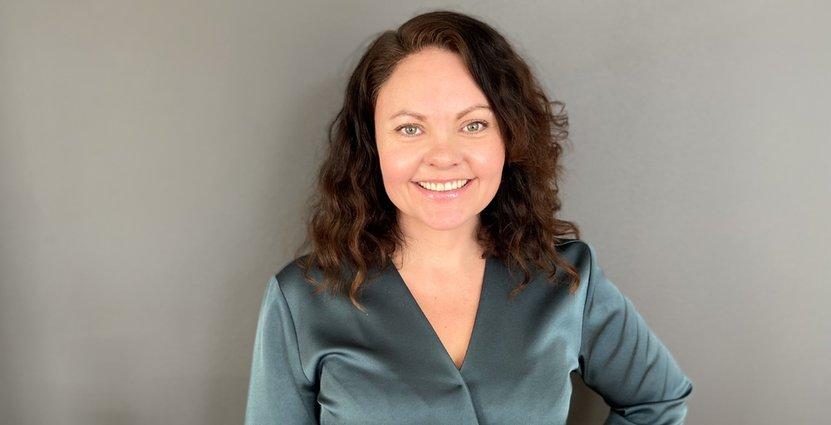Anna Wallén, Visitas nya näringspolitiska chef.