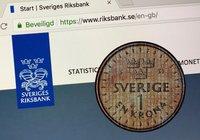 Riksbanken har börjat testa e-kronan – är baserad på en blockkedja