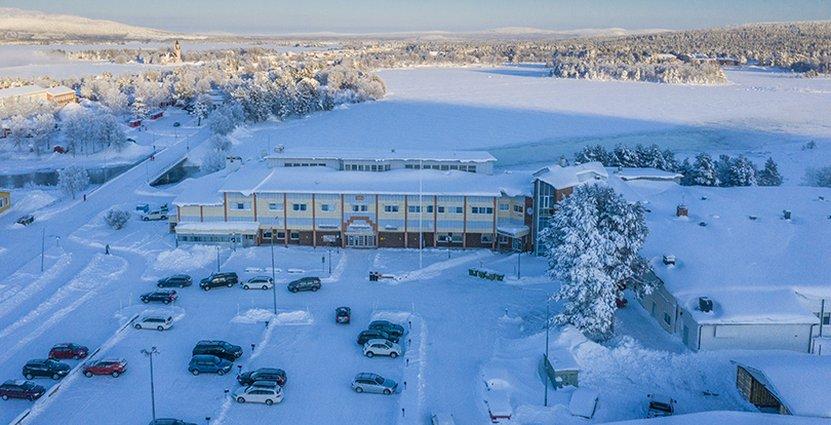 Hornavanskolan i Arjeplog är en av många skolor som vill kvalitetssäkra sin Hotell- och turismutbildning Foto: Hornavanskolan