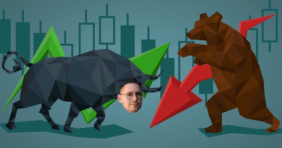 Kryptoexpert när bitcoinpriset rasar med börsen: Kan vara bra på lång sikt