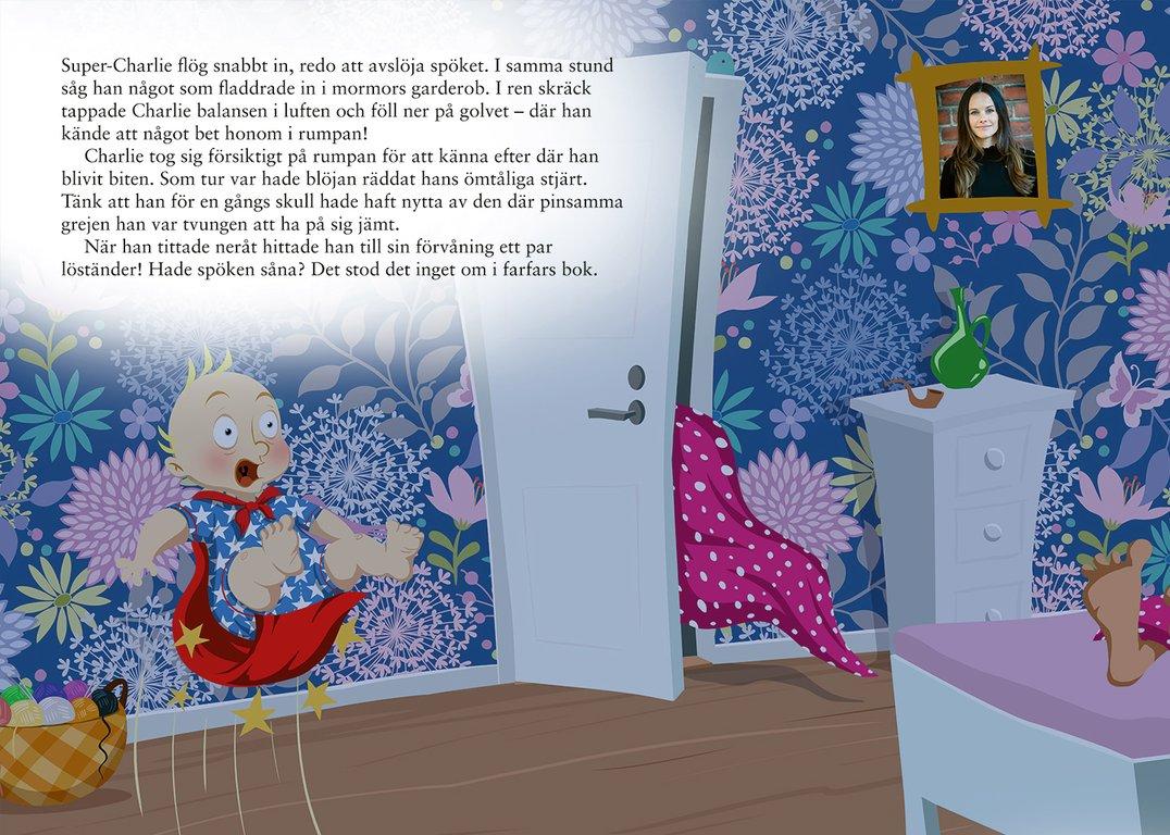 11 gånger kända personer gömmer sig i barnböcker