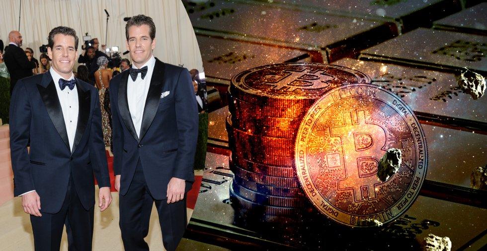 Winklevoss-tvillingarna: Bitcoin har det enda begränsade utbudet – Musk kommer att gräva guld på asteroider