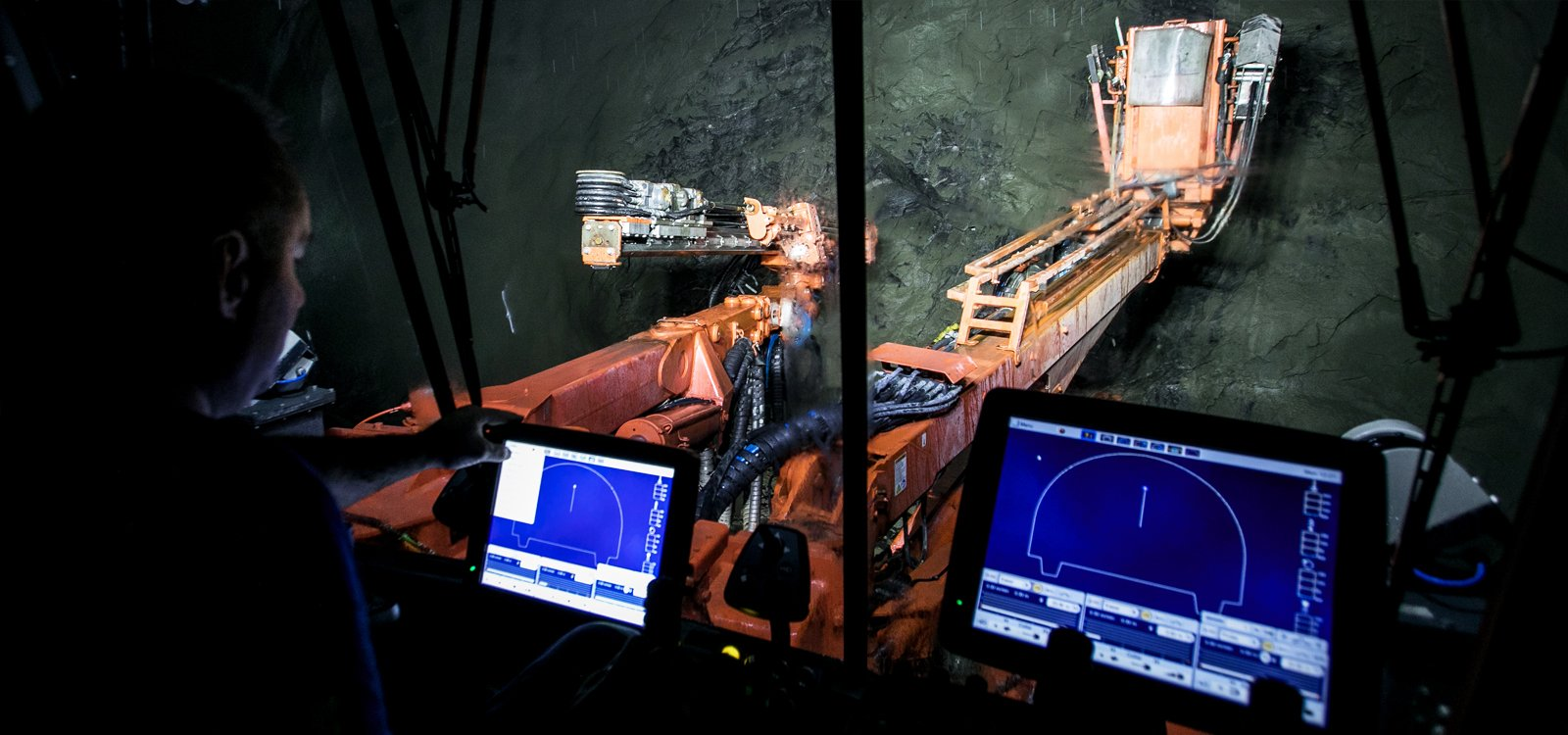 <p>PNC has been trialling Sandvik iSURE software, made possible by the jumbo's onboard 3D scanning system.</p>