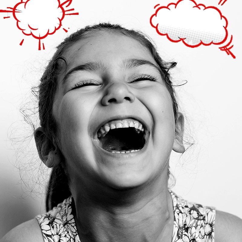 11 roliga barnböcker som får oss att gråta av skratt