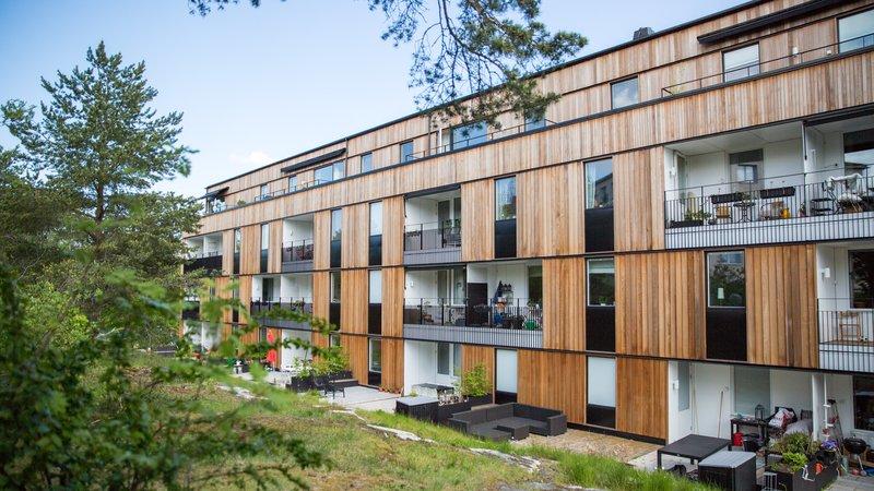 Skagershuset nominerat till Träpriset 2016