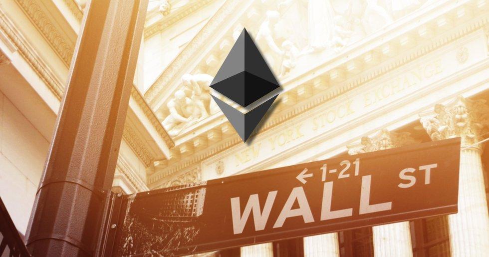 Efter bitcoinhajpen – nu köper de institutionella investerarna ethereum