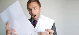 5 värsta CV-missarna