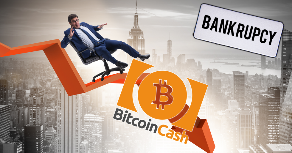 Daily crypto: Markets continue downward and bitcoin cash loses the most of the biggest currencies.