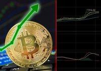 Analytiker när bitcoinpriset ökar 14 procent på en vecka: