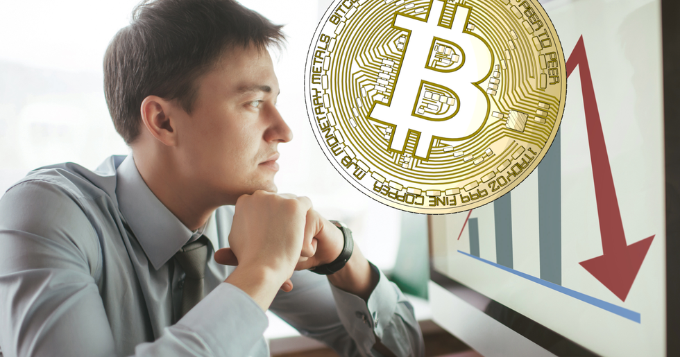 Crypto markets are declining – the biggest currencies drop several percent.