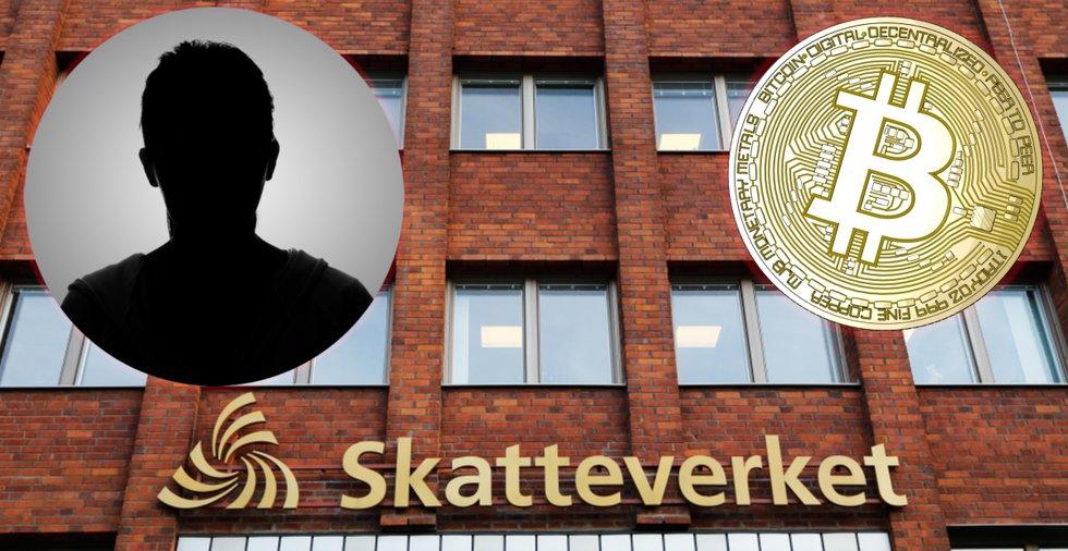 Kalle, 35, går till attack mot staten efter åtal om bitcoindeklaration: