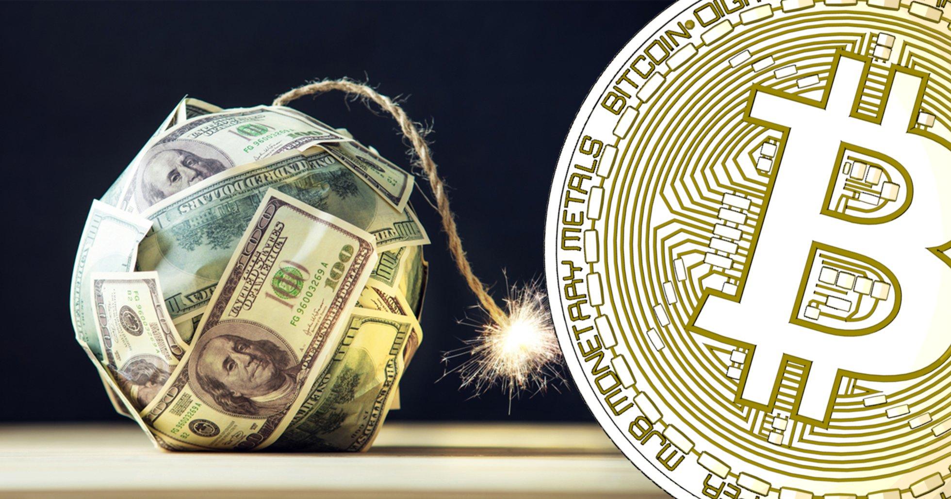 Kryptotungviktaren: Facebooks kryptovaluta libra kommer utplåna världens banker