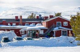 Rekordnivåer av snö på flera håll