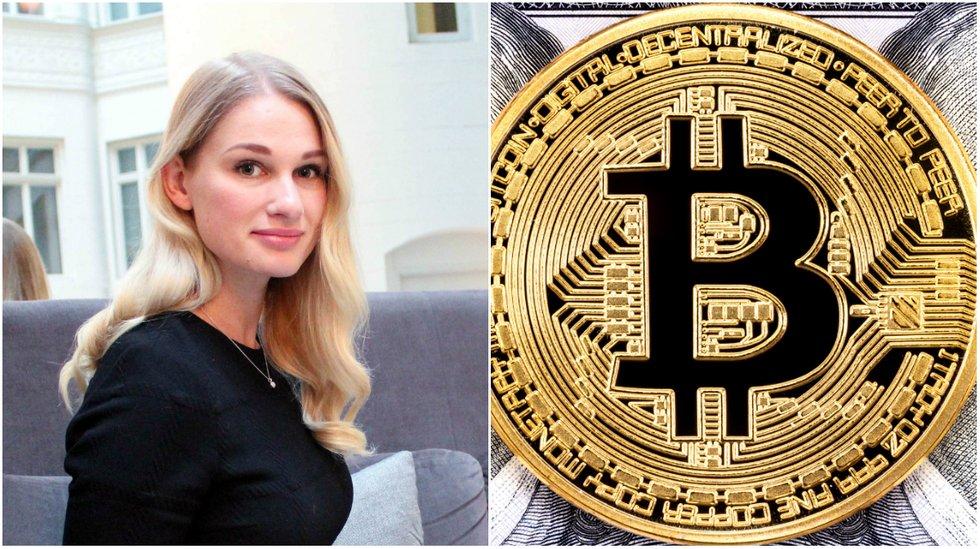 Finansprofilen Anna Svahn ny vd för svenskt kryptobolag: