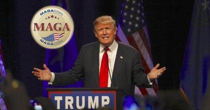 """Nya Trump-kryptovalutan """"magacoin"""" drabbad av stor läcka"""