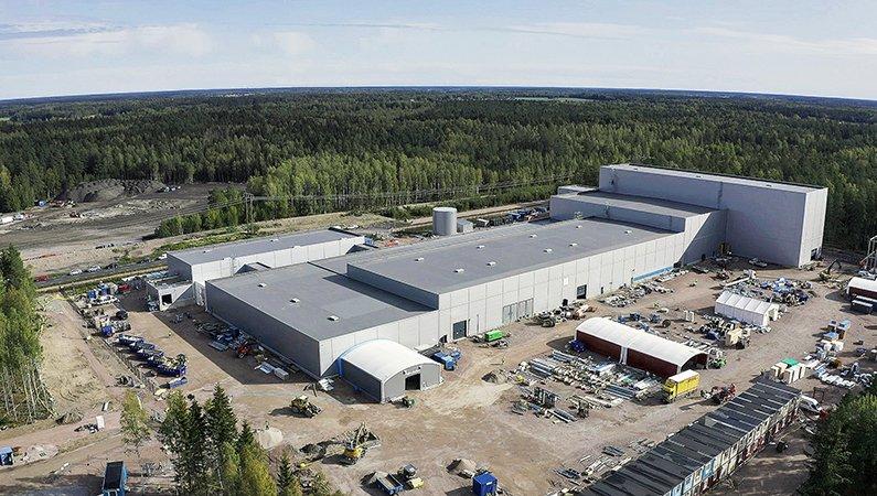 På Nothvolt Labs i Västerås utvecklas framtidens batteriteknik.