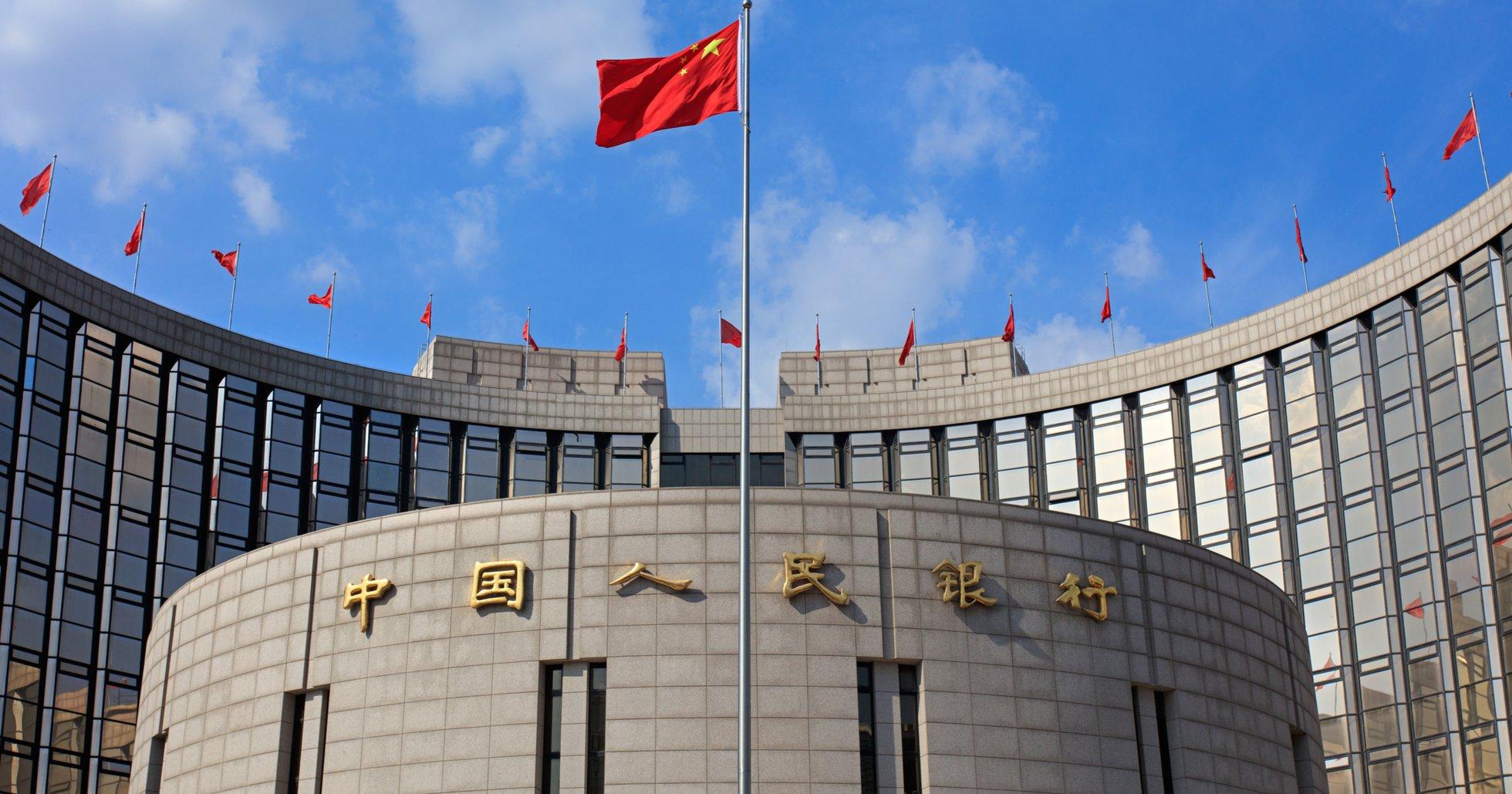 Kinas centralbank: Vi har