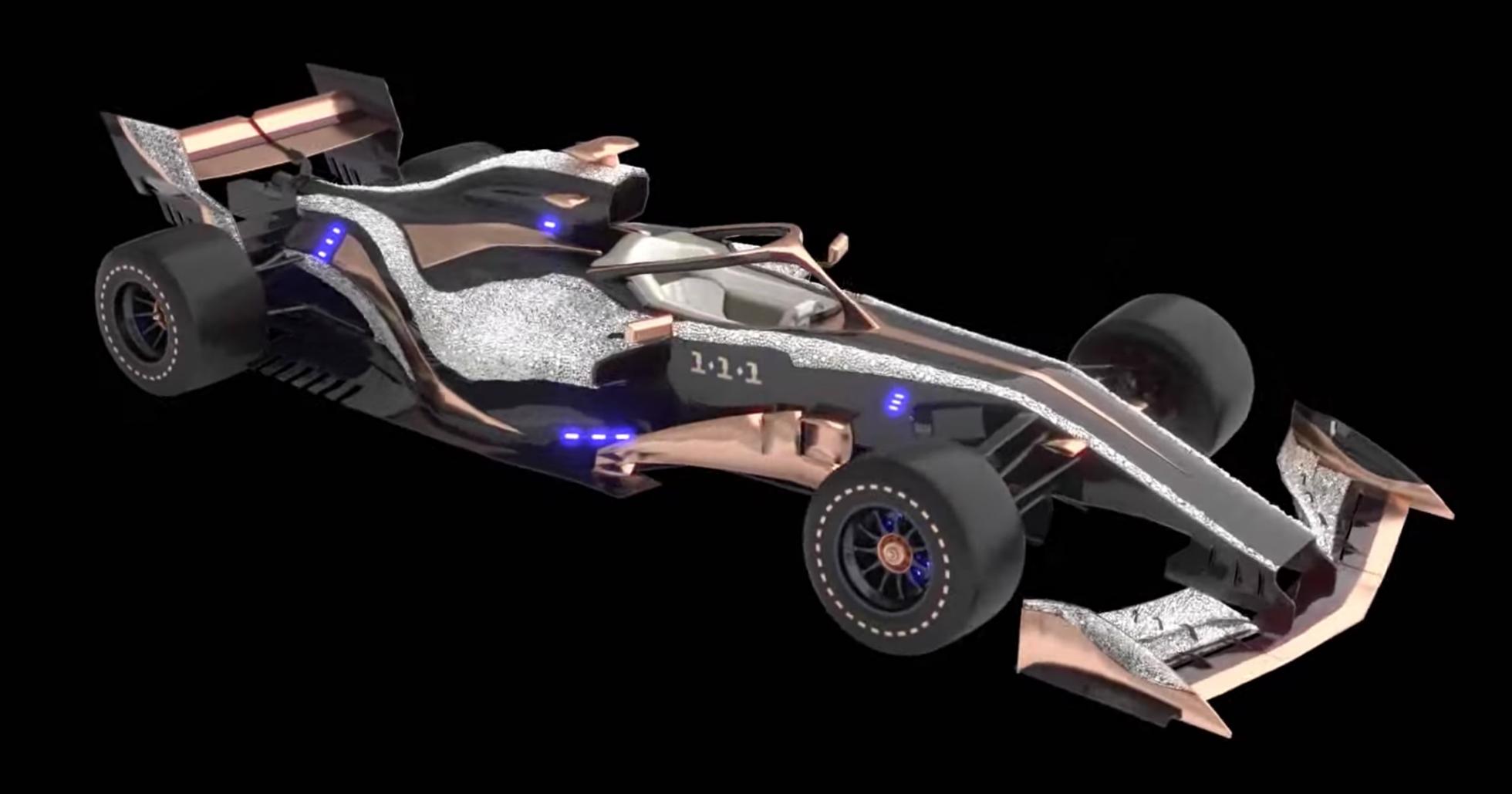 Virtuell racerbil såld i blockkedjespel – för över en miljon kronor.