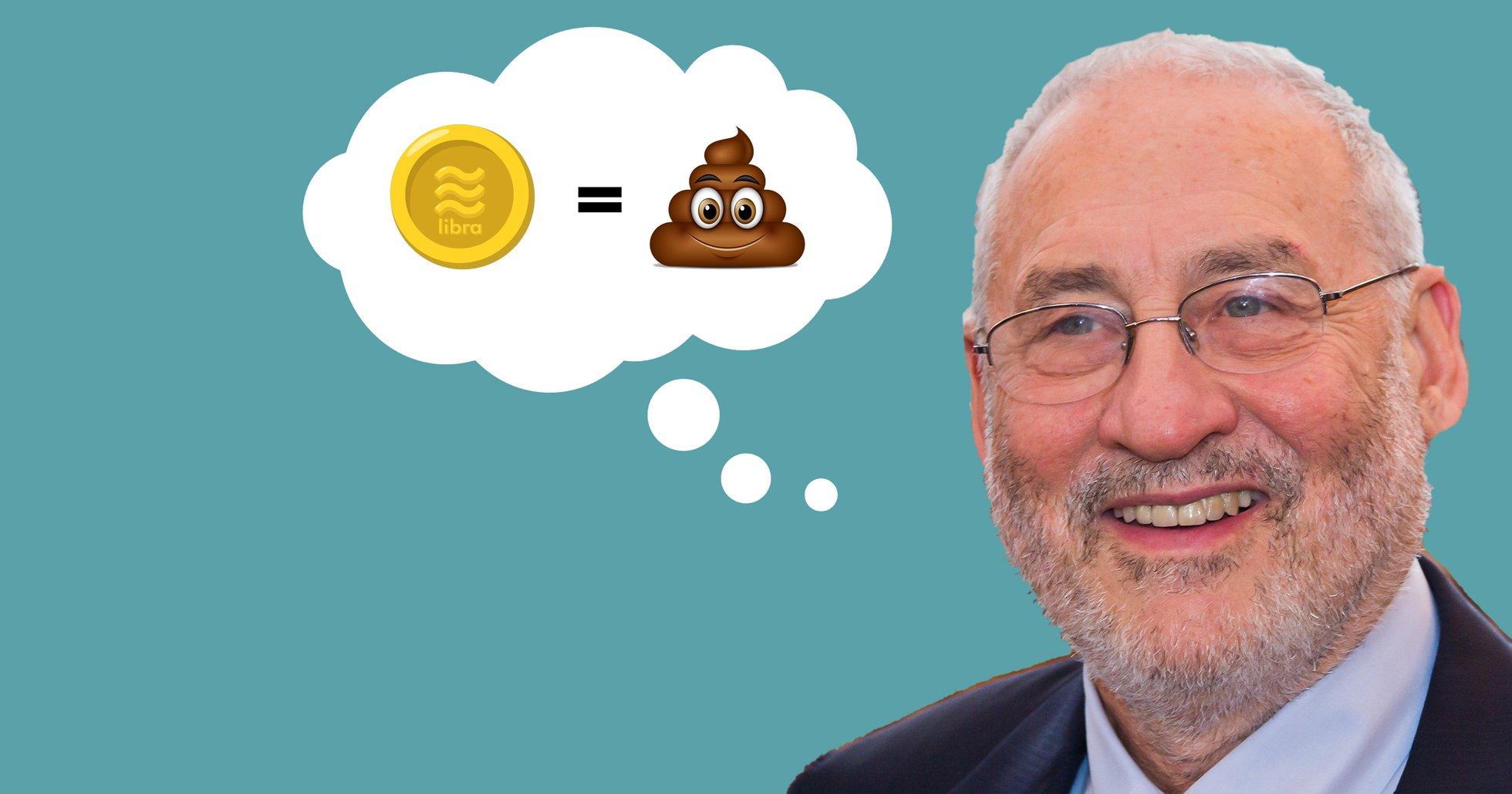 Nobelpristagaren: Bara en dåre skulle lita på Facebooks kryptovaluta libra