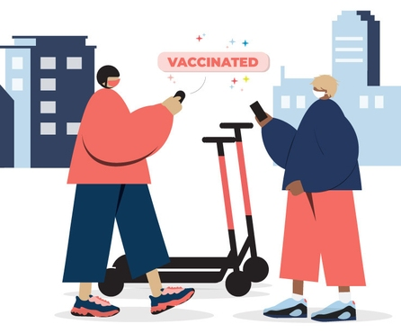 Voi launches discounted rides to Covid-19 vaccination sites in the UK