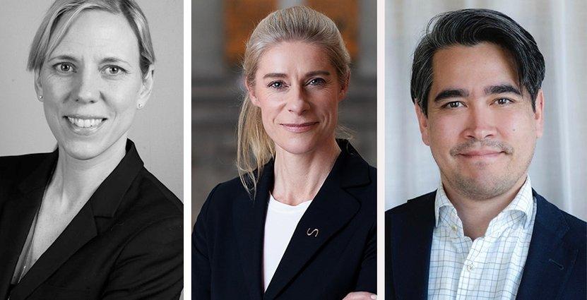 Therese Hammar, Sunniva Fallan Röd och Visitas Thomas Jacobsson om hur man förbereder sig på en eventuell avmattning i konjunkturen.