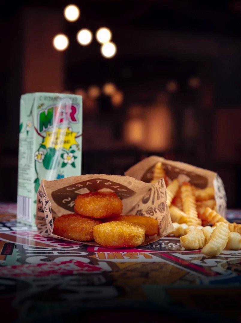 Nuggets Kids Meal