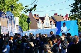 Almedalsveckan ställs in – hård smäll mot Gotlands besöksnäring
