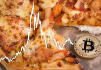 Today it is eight years since someone bought pizza for 10,000 bitcoins