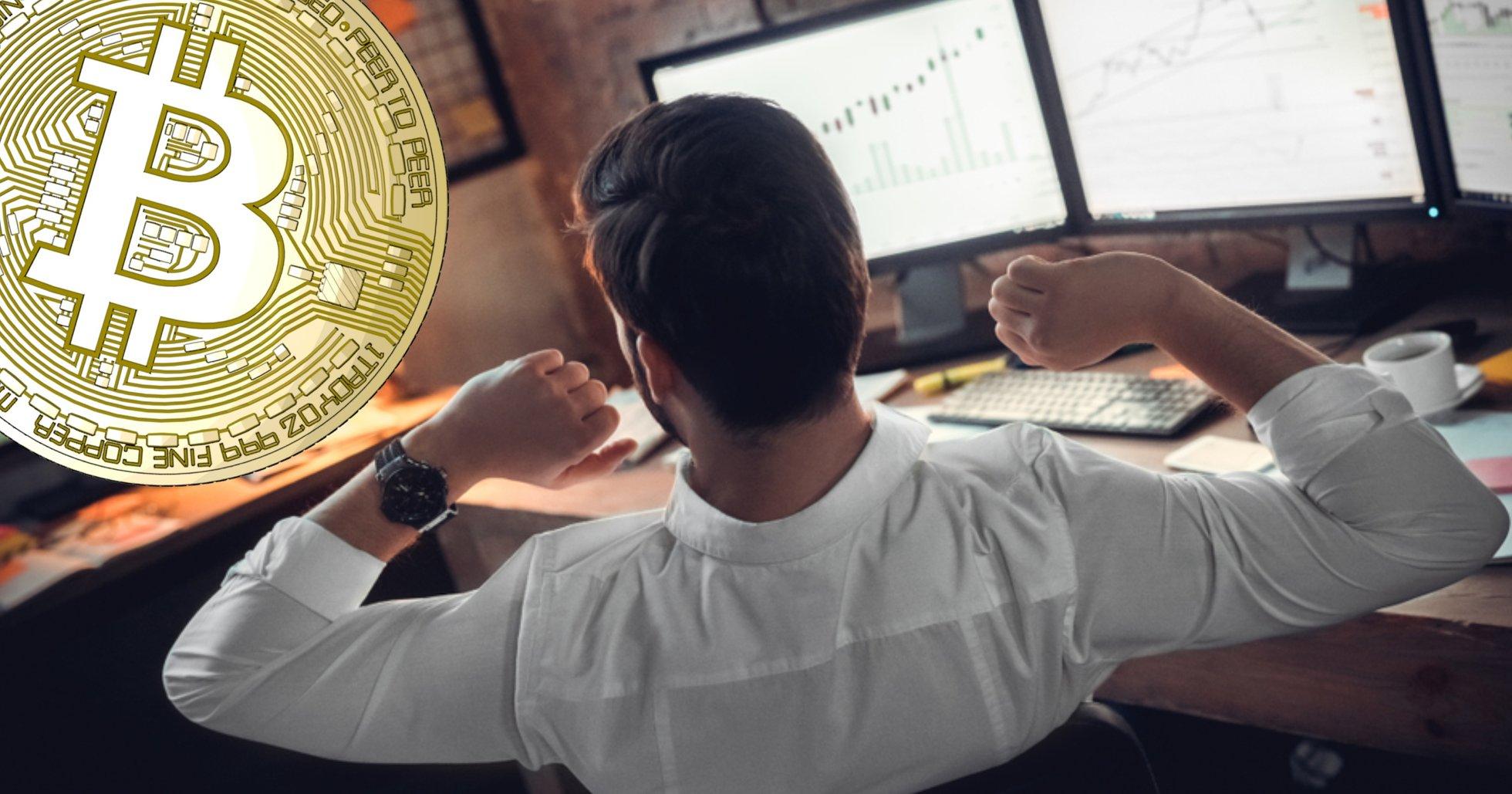 Bitcoinpriset återhämtar sig – upp över 11 procent det senaste dygnet