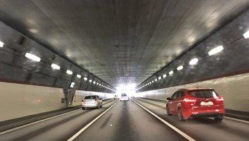 Påfart till Tingstadstunneln stängs inte – än