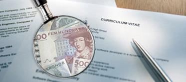 Löneanspråk i ditt CV –  här är den gyllene regeln