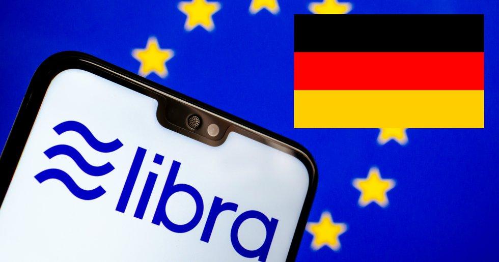Efter Frankrikes uttalande – nu vill även Tyskland sätta stopp för libra inom EU.