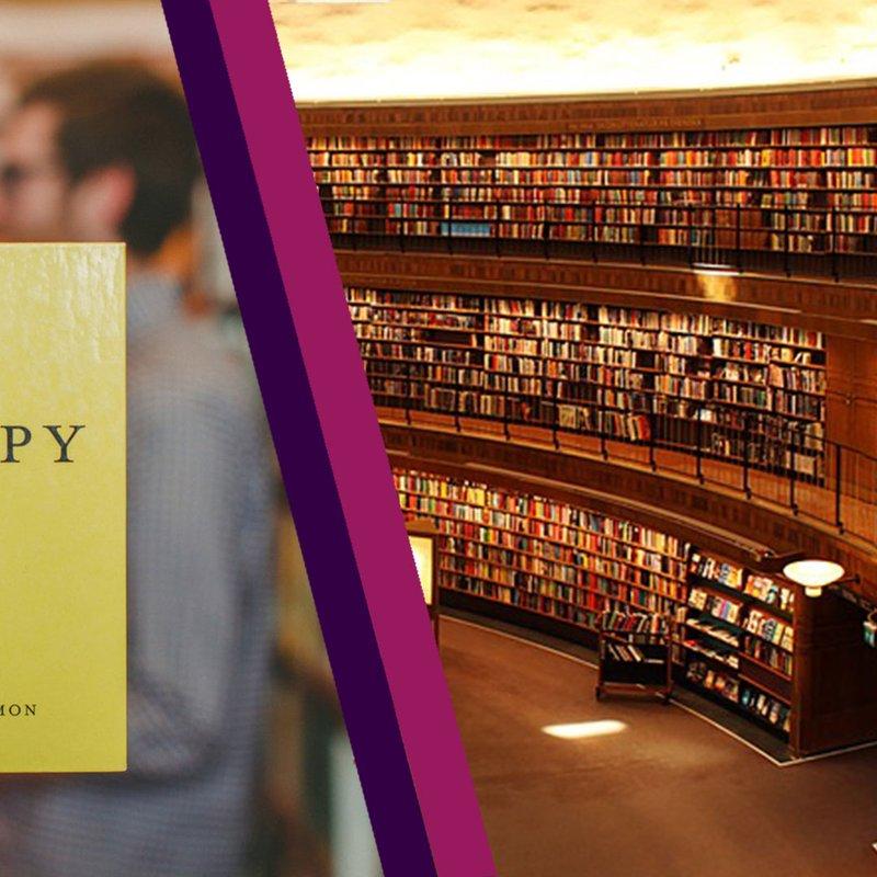 7 varma och härliga böcker om att hitta kärleken i bokmiljöer
