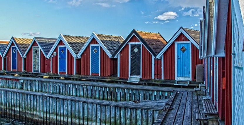 Fiskebodar på Västkusten som turistiskt dragplåster. Men det finns mer att göra, menar Visitas vd Eva Östling, efter en ny rapport om svensk turism.
