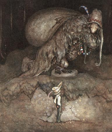 Bland fauner och troll – 10 böcker om nordisk folktro