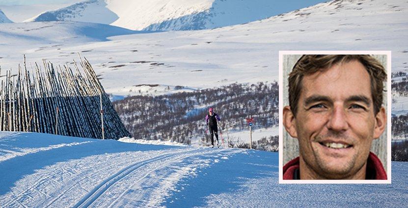 Bruksvallarna har investerat tio miljoner kronor i att spara 25 000 kubikmeter snö. Det gör att man kan öppna säsongen för längdskidåkare 14 oktober – fyra veckor tidigare än vanligt.