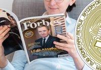 Bara 4 kryptopersoner på Forbes lista över världens rikaste människor