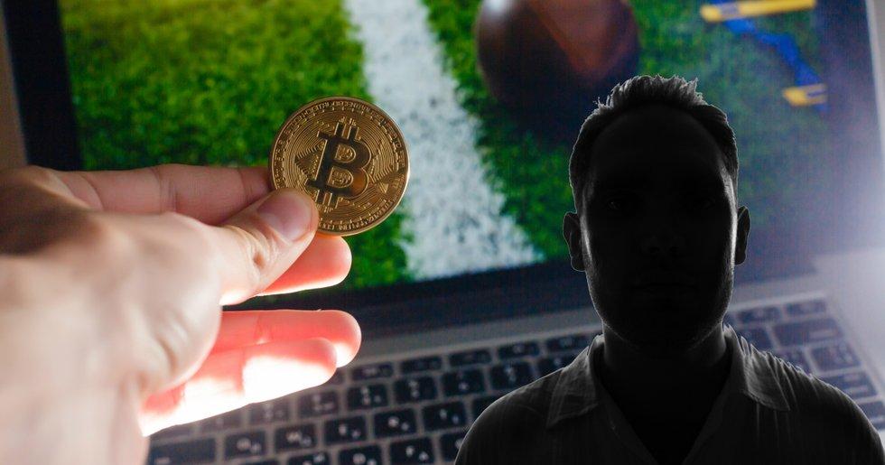 Spelaren Jonathan, 42, har helt gått över till kryptobetting.
