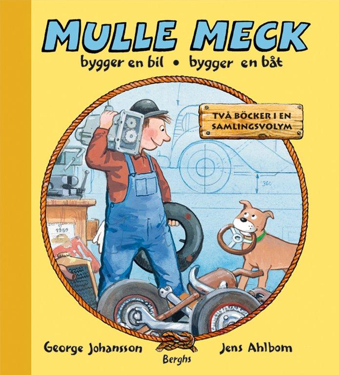 Från ambulans till ubåt – 16 böcker för små fordonsfanatiker