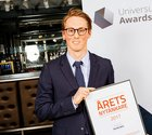 Årets Student 2017: Ludvig Brisby Jepsson blev Årets Nytänkare