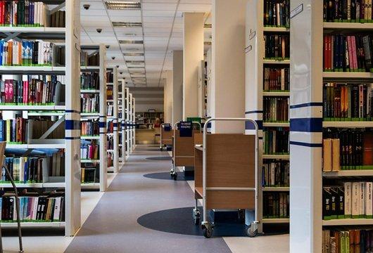 Smycka ditt bibliotek